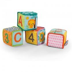 Cuburi Grab & Stack Bright...