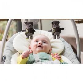 Joie - Leagan si balansoar rotativ Serina 2 in 1 Little World