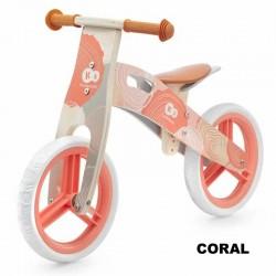Bicicleta din lemn fara...