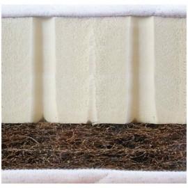 Saltea Latex-Cocos 140x70x10 cm BabyLine