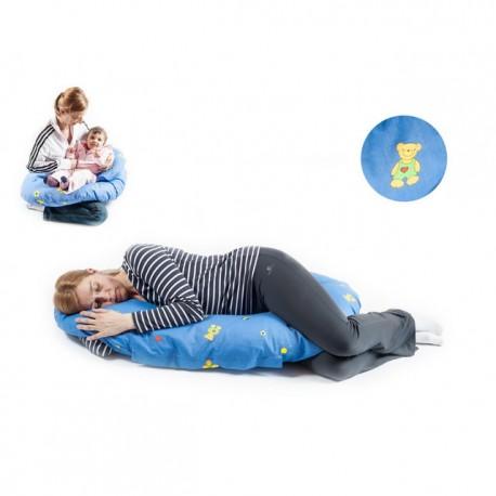 Perna gravide 3 in 1 (imprimeu) BebeDeco