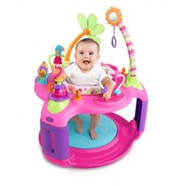 Centru de activitati Sweet Safari Bounce-A-Round Bright Starts 60330