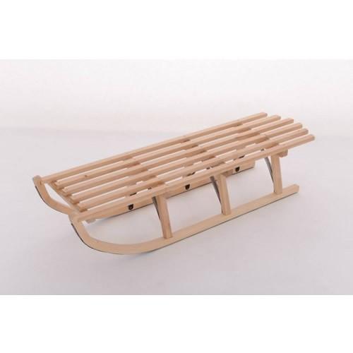 Saniuta mare din lemn pentru copii Mesterel